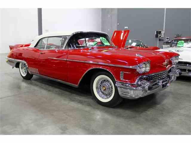 1958 Cadillac Eldorado Biarritz | 762193