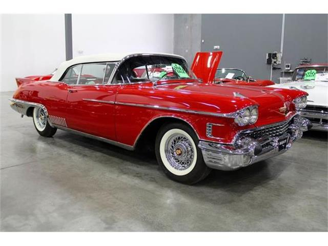 1958 Cadillac Eldorado Biarritz   762193