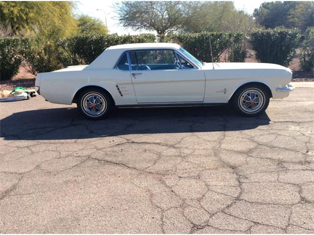 1966 Ford Mustang | 762200