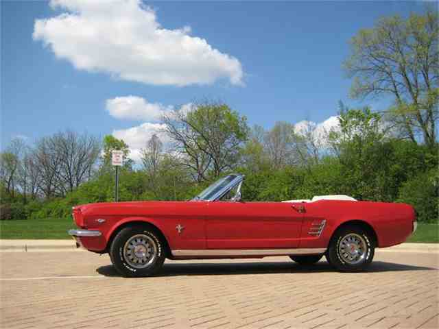 1966 Ford Mustang | 760221