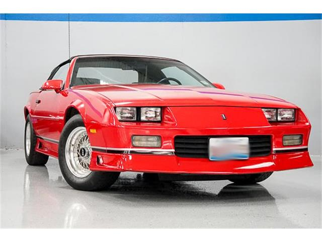 1991 Chevrolet Camaro RS | 762214