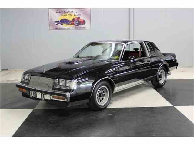 1987 Buick Regal T-Type | 760228