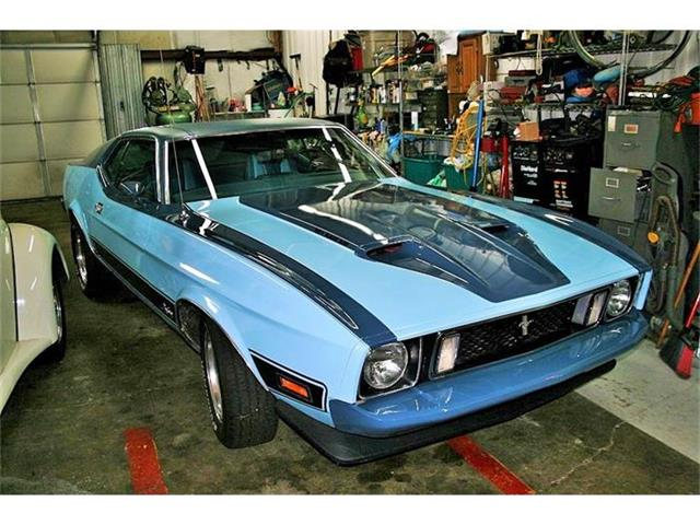 1973 Ford Mustang Mach 1 | 760232