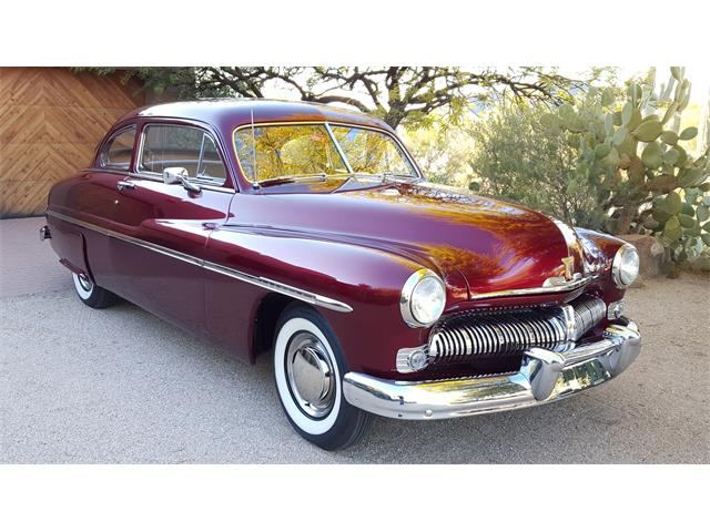 1950 Mercury 2-Dr Coupe | 762415