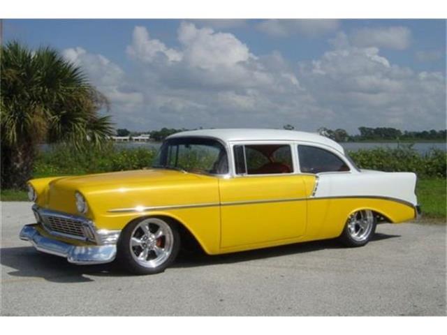 1956 Chevrolet 2-Dr Sedan | 762429