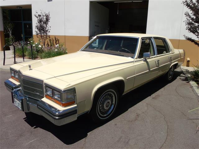 1986 cadillac fleetwood brougham 762430. Cars Review. Best American Auto & Cars Review