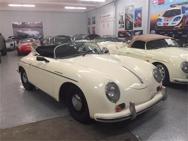 1957 Porsche Speedster | 762436