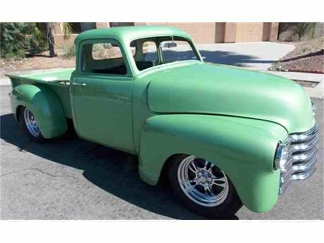 1953 Chevrolet Pickup   762441