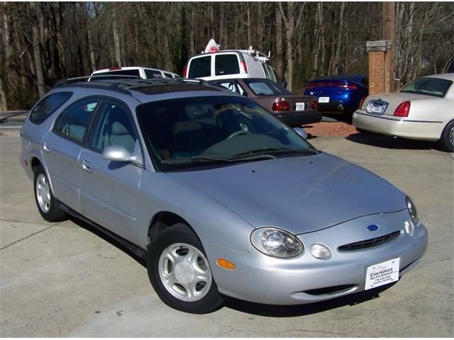 1997 Ford Taurus GL 4d Wagon | 762454
