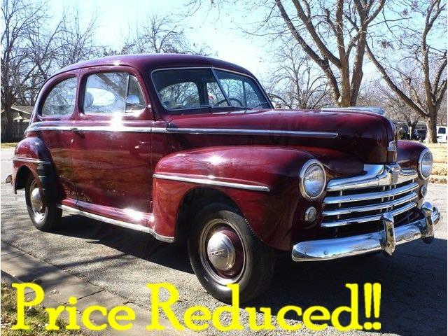 1947 Ford Super Deluxe | 762479