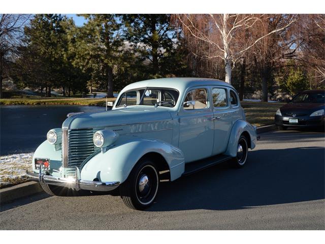 1938 Pontiac Silver Streak | 760248