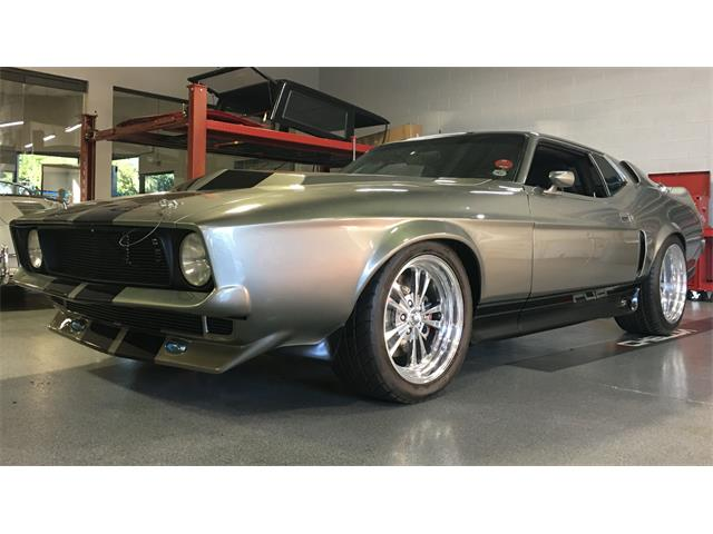 1971 Ford Mustang | 760025