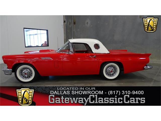 1957 Ford Thunderbird | 762506