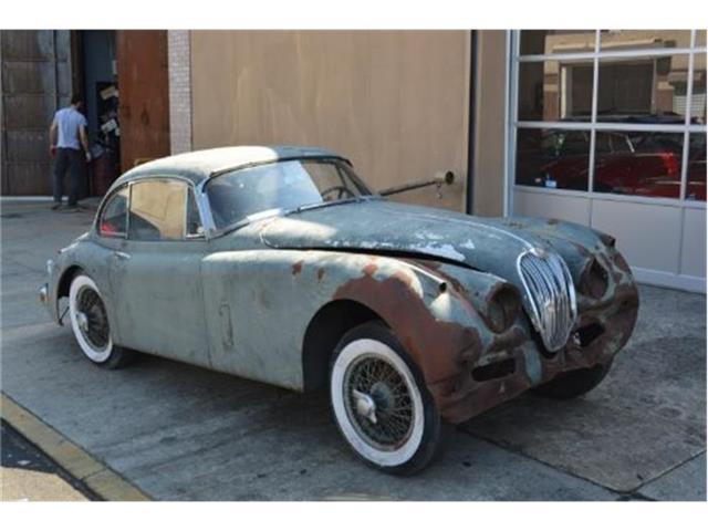 1958 Jaguar XK150 | 762517