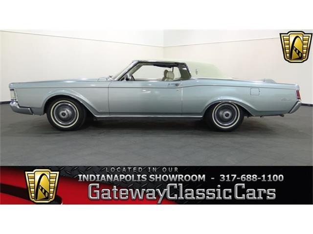 1969 Lincoln Continental | 762522
