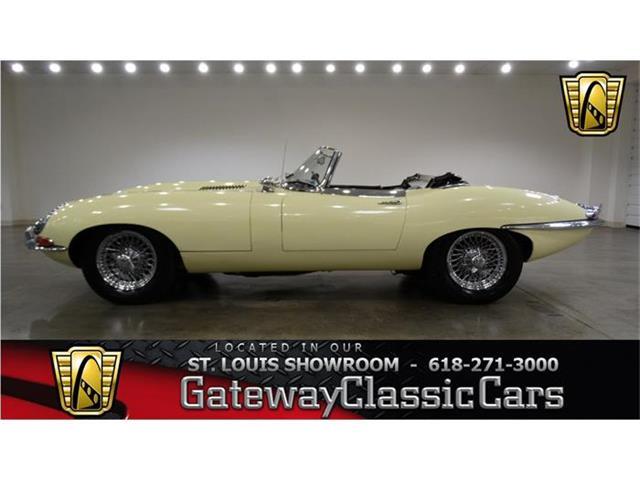 1966 Jaguar XKE | 762525