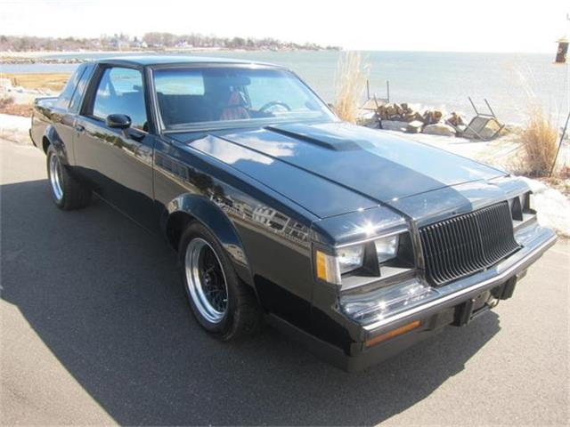 1987 Buick Grand National | 762551