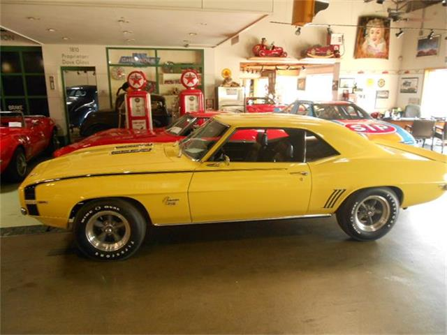 1969 Chevrolet Camaro SS | 762559