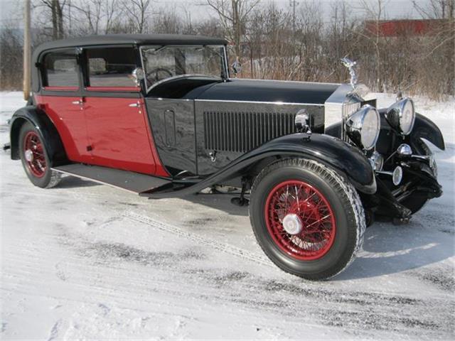 1931 Rolls-Royce Phantom II | 762576