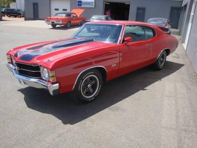 1971 Chevrolet Chevelle | 762583