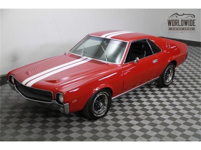 1969 AMC AMX | 762617