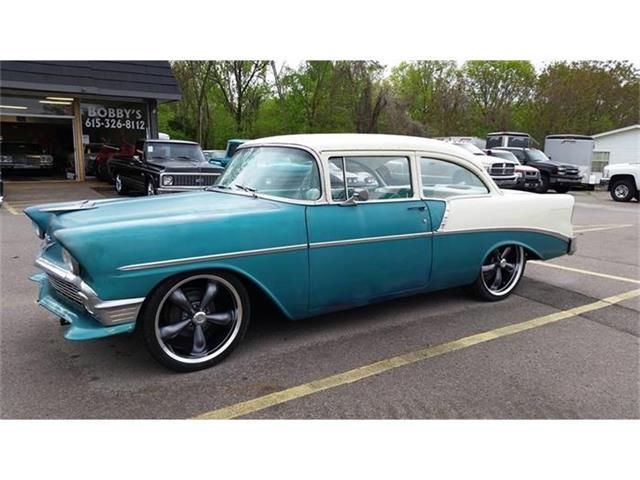 1956 Chevrolet 2-Dr Post | 762633