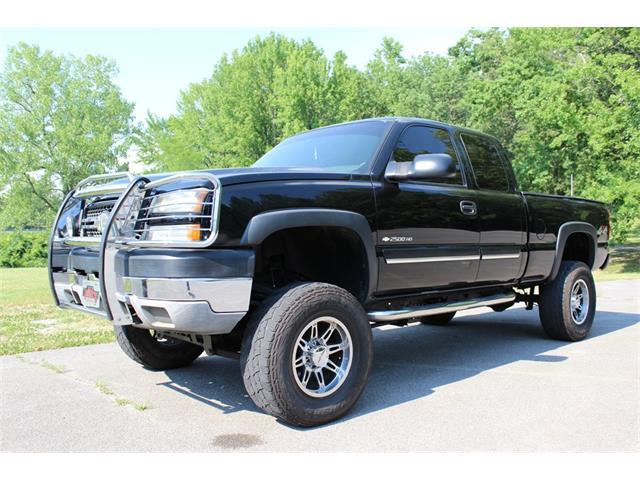 2005 Chevrolet Silverado | 762655