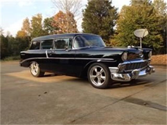1956 Chevrolet Station Wagon | 762657