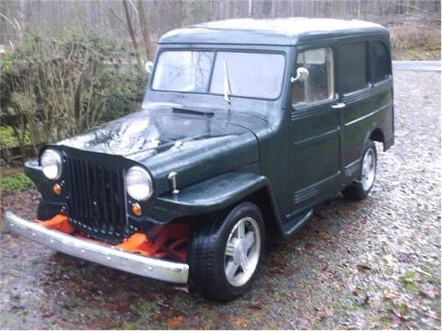 1952 Willys Jeep | 760269