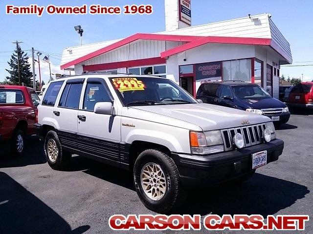 1994 Jeep Grand Cherokee | 760307