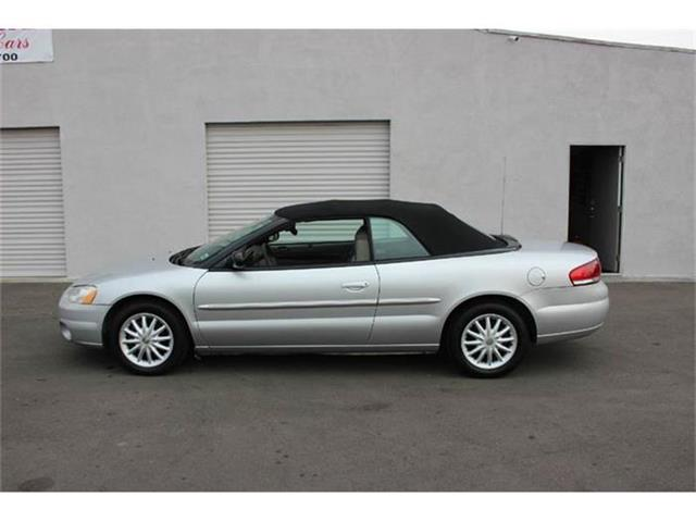 2002 Chrysler Sebring | 763081