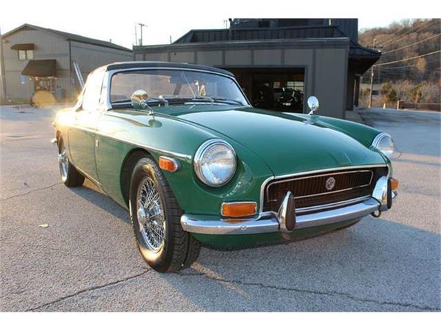1970 MG MGB | 763105