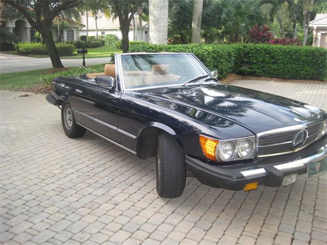 1983 Mercedes-Benz 380SL | 763110