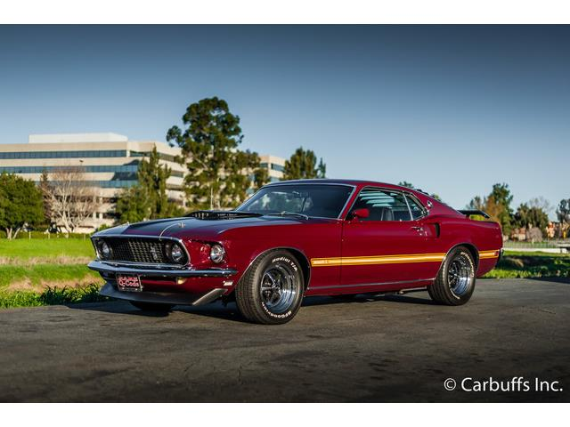 1969 Ford Mustang | 763128