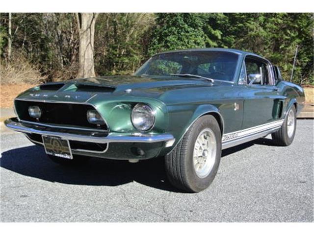 1968 Shelby GT500KR | 763149