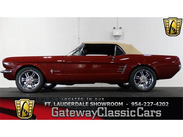 1966 Ford Mustang | 763152