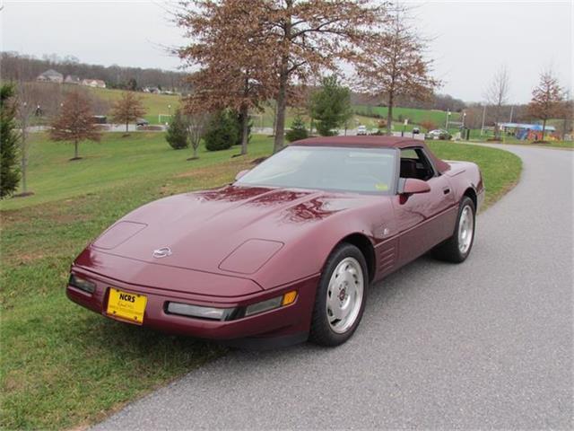 1993 Chevrolet Corvette | 760318