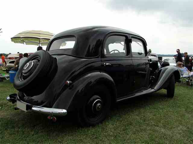 1942 Mercedes-Benz 170V | 760320