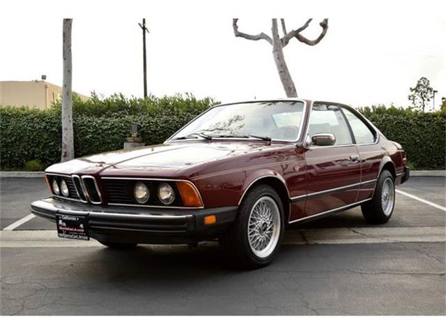 1977 BMW 630csi   763212