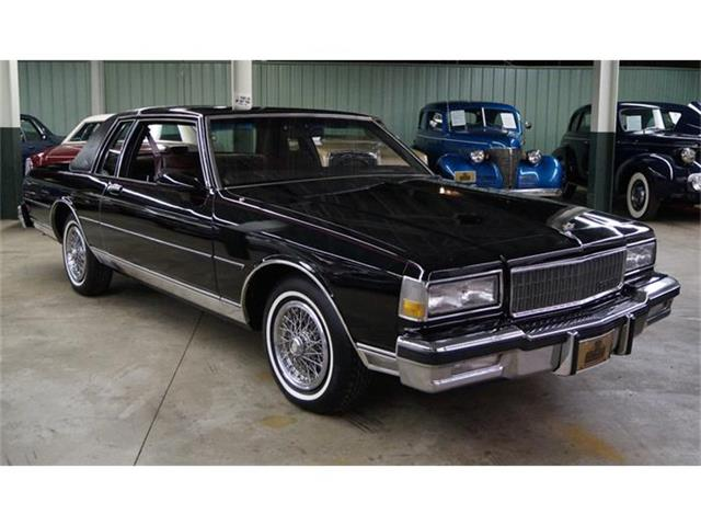 1987 Chevrolet Caprice Classic | 763213