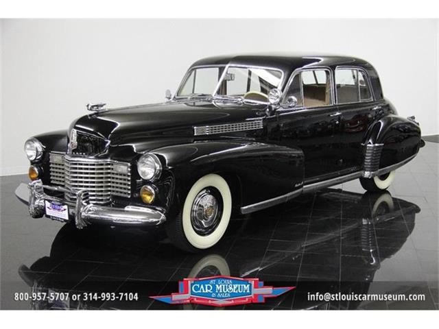 1941 Cadillac Fleetwood 60 Special Imperial Sedan | 763216