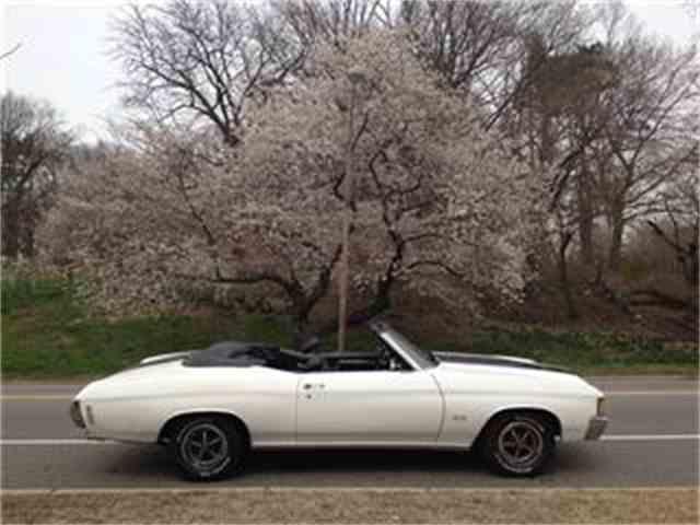 1972 Chevrolet Chevelle | 763219