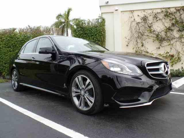2014 Mercedes-Benz E350 | 763240