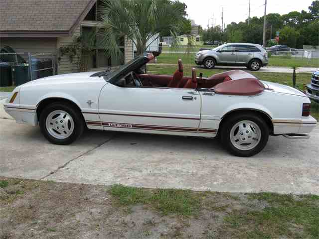 Picture of '84 Mustang - $6,950.00 - GCX6