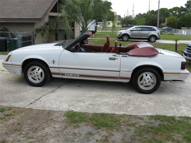 1984 Ford Mustang | 763242