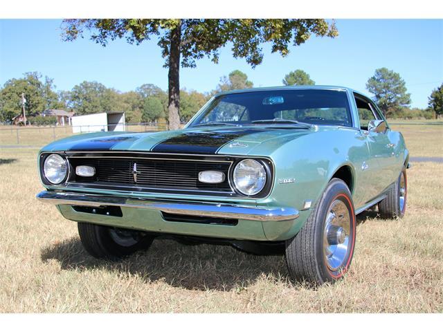 1968 Chevrolet Camaro Z28 | 763263