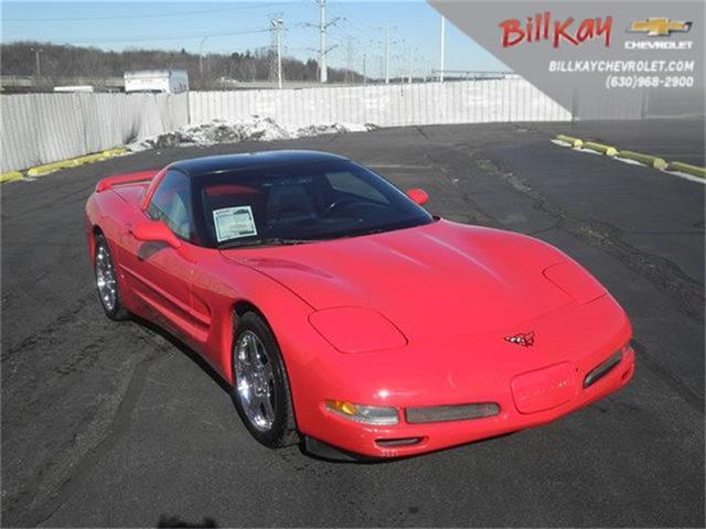 1999 Chevrolet Corvette | 763284