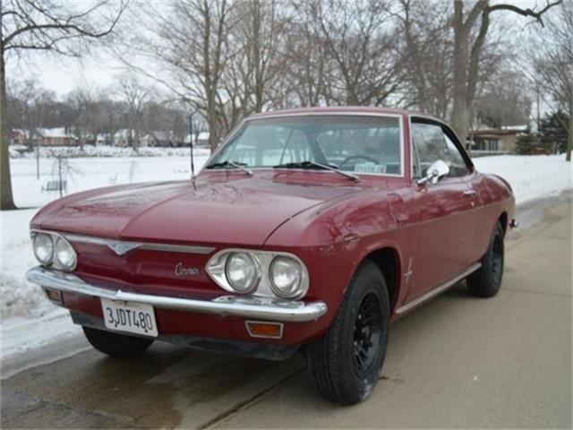 1965 Chevrolet Corvair | 763310