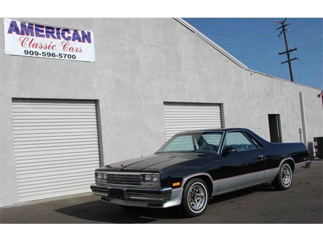 1986 Chevrolet El Camino | 763313