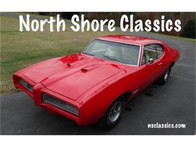 1968 Pontiac GTO | 763328